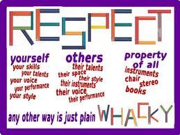 Respect, Raising Mindful Kids, Inspiring Greatness